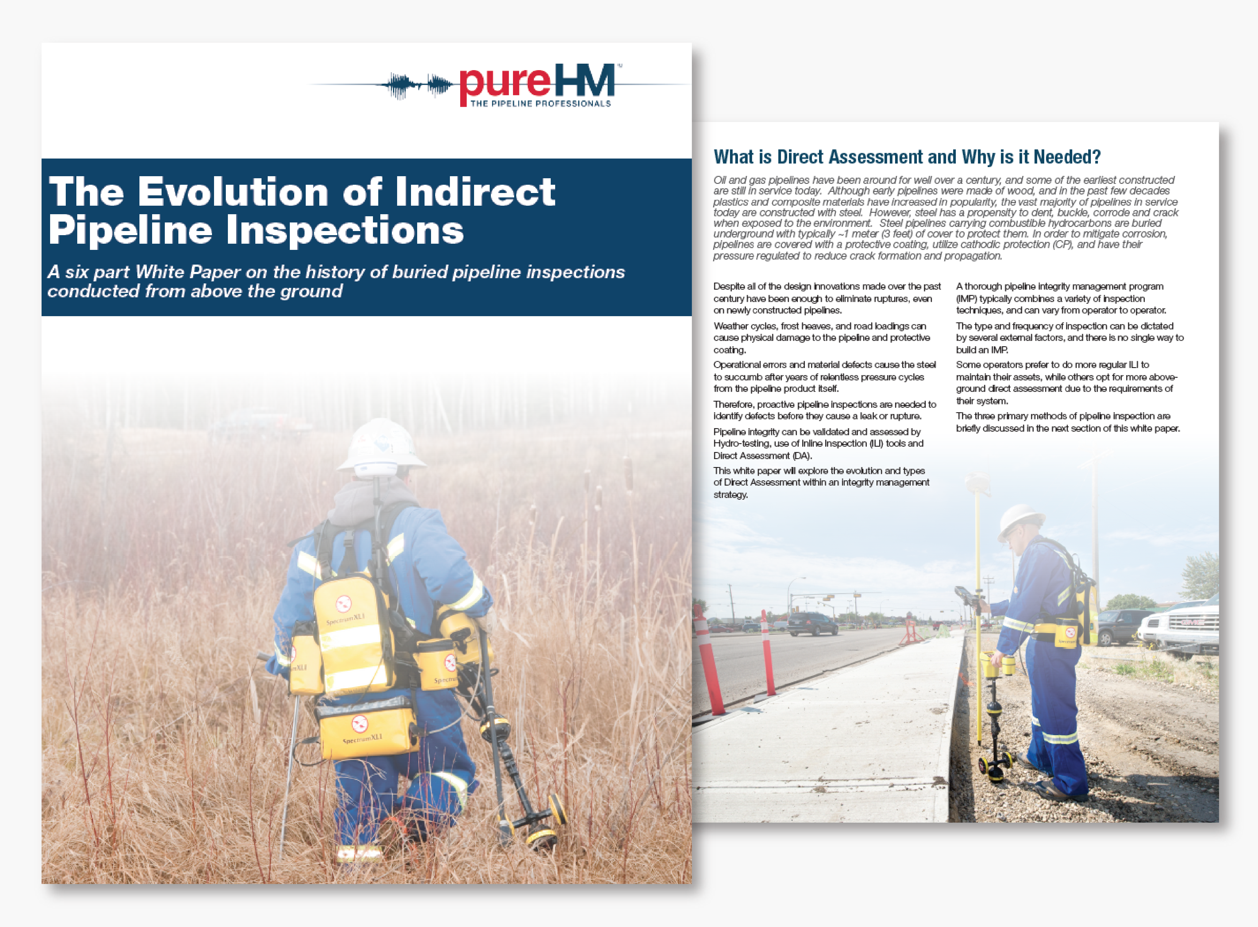The Evolution of Indirect Pipeline Inspection
