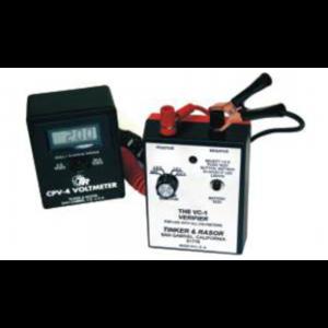 Tinker & Rasor (Model VC-1 Verifier Voltmeter)